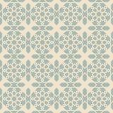 Elegant antique background image of Islam star geometry frame pattern. Royalty Free Stock Photos