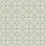 Elegant antique background image of star kaleidoscope geometry pattern. Royalty Free Stock Images