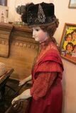 elegant antique doll Royalty Free Stock Images