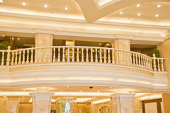 Elegant Architecture Interior Stock Image