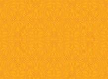Elegant Art Nouveau seamless background Stock Image