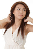 Elegant Asian beauty Royalty Free Stock Photos