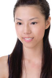 Elegant Asian beauty Stock Photography
