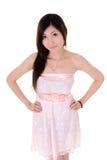 Elegant Asian beauty Stock Images