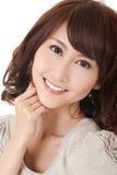 Elegant Asian woman Royalty Free Stock Photography