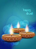 Elegant background design for diwali festival with Stock Photos