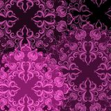 Elegant background with lace ornament. Vector elegant background with lace ornament Stock Images