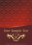 Elegant background. Vector illustration design Royalty Free Stock Photos