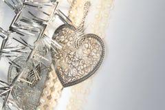 elegant bakgrund Royaltyfria Bilder