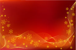 elegant bakgrundsjul Royaltyfria Bilder
