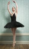 Elegant Ballerina Royalty Free Stock Images