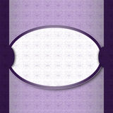 Elegant Banner Abstract Butterfly Vector Royalty Free Stock Photo