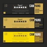 Elegant banner design conceptual vector vector illustration