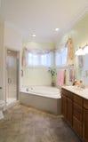 Elegant bathroom Royalty Free Stock Photography