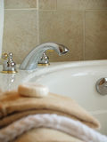 Elegant Bathtime 2 Royalty Free Stock Image