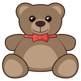 Elegant bear Royalty Free Stock Photo
