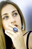 Elegant Beauty Stock Images