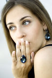Elegant Beauty Royalty Free Stock Images