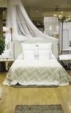 Elegant Bed Royalty Free Stock Image