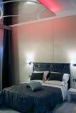 Elegant bedroom Stock Images