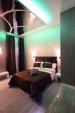 Elegant bedroom Stock Image