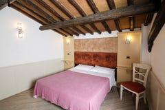 Elegant bedroom Stock Photo