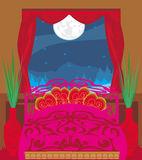 Elegant bedroom Royalty Free Stock Photo