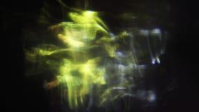 Elegant blänka bakgrund för färgrik dynamisk cyberpunk arkivfilmer