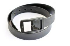 Elegant black belt Stock Photo