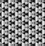 Elegant black metallic background Stock Images