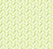 Elegant Bloemen Vector Naadloos Patroon De decoratieve Illustratie van de Bloem Abstract Art Deco Background stock illustratie