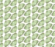Elegant Bloemen Vector Naadloos Patroon De decoratieve Illustratie van de Bloem Abstract Art Deco Background royalty-vrije illustratie