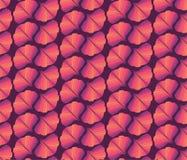 Elegant Bloemen Vector Naadloos Patroon De decoratieve Illustratie van de Bloem Abstract Art Deco Background vector illustratie