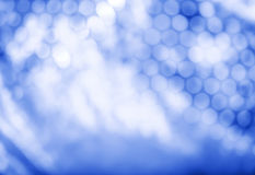 Elegant Blue Background Stock Images