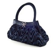 Elegant Blue Pochette Stock Image