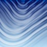 Elegant blue triangle background Stock Images