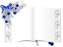 Elegant boek Stock Foto's