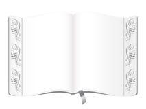 Elegant book Royalty Free Stock Photos
