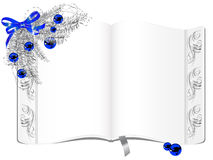 Elegant book Stock Photos