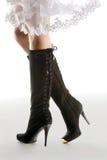 Elegant Boots Royalty Free Stock Image