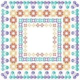 Elegant border set 01 Stock Image