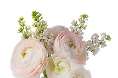 Elegant bouquet Stock Images