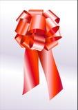 Elegant bow icon Stock Images