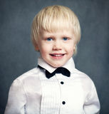elegant boy Royalty Free Stock Images