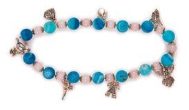 The elegant bracelet isolated on white background Royalty Free Stock Photo