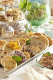 Elegant Breakfast buffet Royalty Free Stock Photography
