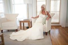 Elegant Bride stock image