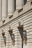 Elegant building architecture Royalty Free Stock Photography