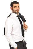 Elegant business man Royalty Free Stock Images