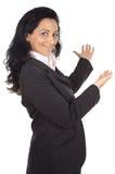 Elegant business woman Royalty Free Stock Photos